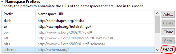 SHACL-SPARQL-Namespaces